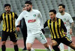 İstanbulspor - Denizlispor: 2-1