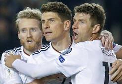 Azerbaycan-Almanya: 1-4