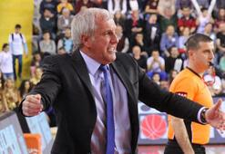 Obradovic: Daha agresif oynamaları lazım