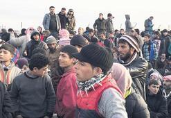 Bu kez Halep göçü kapımıza dayandı