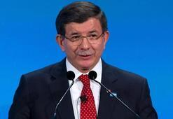 Families receive housing rent in Sur, Davutoglu says