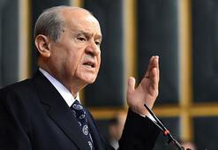 MHP lideri Bahçeliden sert sözler: CHP, PKK'yla yatmış, PYD-YPG'yle uyanmıştır