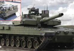 Altay tankına yeni motor için Ukrayna ile anlaşıldı