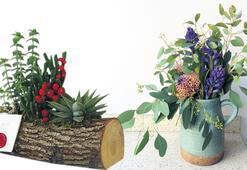 İçinizi açacak çiçek tasarımları