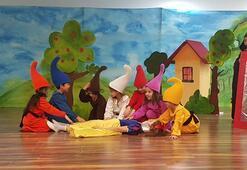 27 mart tiyatro gününe özel çocuklardan engelsiz tiyatro