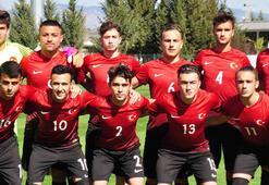 Türkiye-Almanya: 1-3