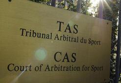 Partizan'a CAS müjdesi