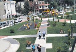 Dokuz yeni park  hizmete açıldı