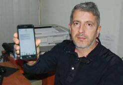 Cep telefonuna gelen linke tıkladı 6 bin 300 lira dolandırıldı