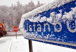 İstanbula kar ne zaman yağacak Meteorolojiden uyarı...
