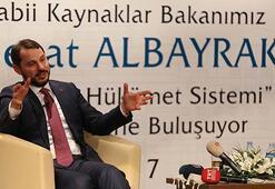 Albayrak: Arızalı sistem Erdoğandan dolayı iyi gidiyor ya sonrası