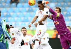 Çaykur Rizespor-Eskişehirspor: 1-1