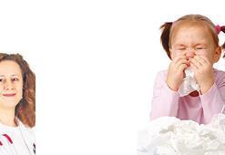 Çocuğunuz acaba alerjik reaksiyon mu gösteriyor