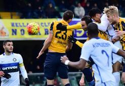 Hellas Verona 3 - 3 Inter