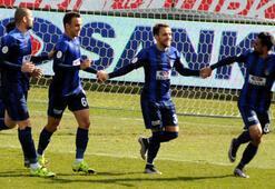 Gaziantep Belediye 2 - 0 Kayseri Erciyesspor