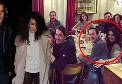 Songül Öden ve Fatih Artmandan sürpriz fotoğraf