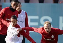 G.Saray, Akhisar Belediyespor maçı hazırlıklarına başladı.