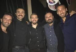 Caner Erkin, yeni yaşını kutladı