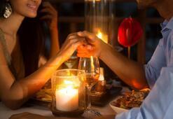 30 Mart günün menüsü (Sürpriz romantik sofra)