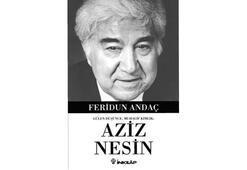 'Muhalif Kimlik:  Aziz Nesin' rafta