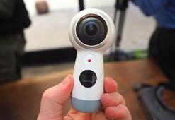 Samsung, 4K kayıt yapabilen Gear 360ın yeni sürümünü duyurdu