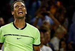 Nadal, Socka acımadı