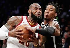 Cavaliers, Pistonsı son çeyrekte devirdi