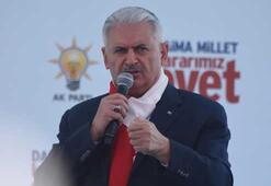 Başbakan Yıldırım: 16 Nisanda ülkenin geleceğini oylayacağız