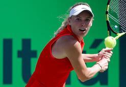 Wozniacki, Miami Açıkta finalde