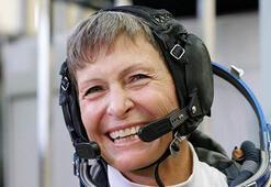 ABDli kadın astronot uzayda rekor kırdı