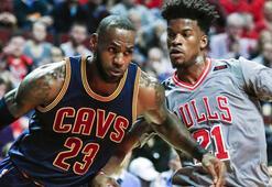 Chicago Bulls evinde Cleveland Cavaliersa geçit vermedi