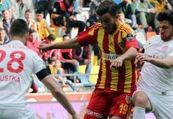 Antalyaspor ile Kayserispor Süper Lig'de 44. randevuda