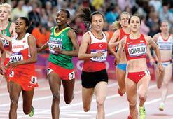 2012 Londra Olimpiyatları 1500 metre en kirli final oldu