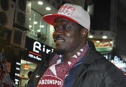 Senegalden geldi Trabzonsporlu oldu