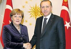 Syria and refugee crisis are on Merkel's and Erdoğan's agenda