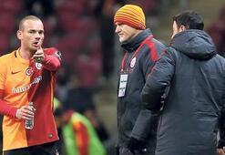 Wesley Sneijdere takip