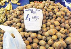 Hiesige Bananen und Kiwi werden billiger