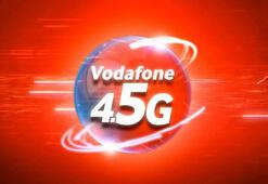 Vodafone 4.5Gde Türkiyenin en geniş kapsamasına sahip oldu