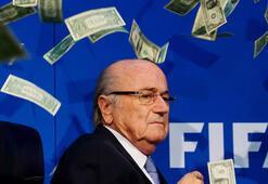 FIFAnın rüşvet soruşturması tamamlandı