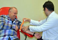 Mesut Bakkal sağlık kontrolünden geçti