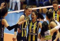 Fenerbahçe - Halkbank: 3-0