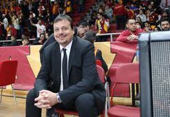 Galatasaraydan Ergin Ataman açıklaması