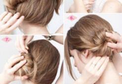 En kolay saç modelleri