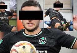 Aralarında bir Türkün de bulunduğu 3 futbolcu soygun planı yaptı