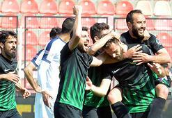 Akhisar Belediyespor-Medipol Başakşehir: 2-1