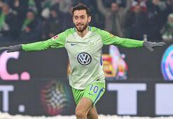Yunus Mallı attı, Wolfsburg kazandı