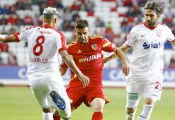 Antalyaspor - Kayserispor: 2-1