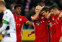 Bayern Münih-Augsburg: 6-0