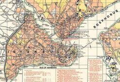 İstanbul tarihine  ışık tutan haritalar