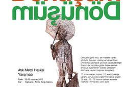 Borusandan çevreye sanata dönüşümle destek